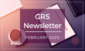 GRS Newsletter February 2020 - Newcastle Research Institute - Genesis Research Services