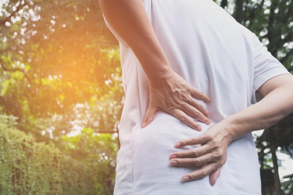 Chronic back pain awareness